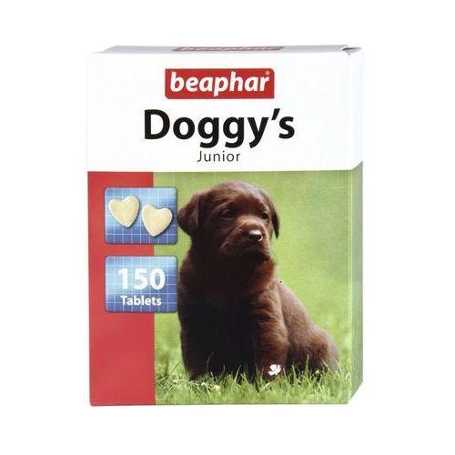 Beaphar Doggy's junior 150szt. - tabletki witaminowe dla szczeniąt, kategoria: witaminy dla psów