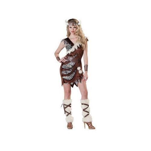 Kostium Sexy Kobieta Barbarzynca - S (8/10) (0809801724418)