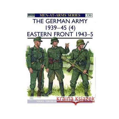 German Army 1939-45 (4) Eastern Front 1943-45 (M-a-A #330) (1999)