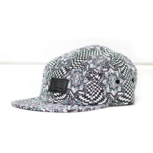 Nowa czapka gwen camper kaleidoscope -65% ceny marki Vans