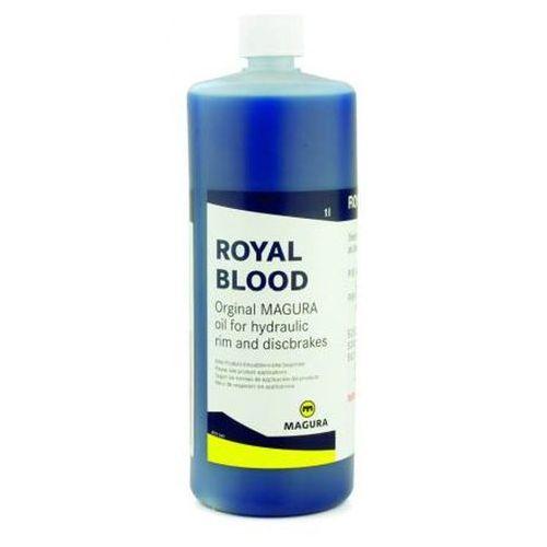 Magura płyn hamulcowy royal blood 1 litr 2018 akcesoria do hamulców szczękowych (4055184000052)