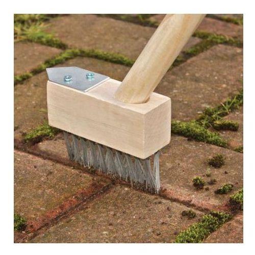 Szczotka do czyszczenia kostki brukowej Garland (5031670519351) - OKAZJE