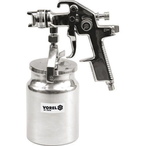 Vorel Pistolet natryskowy hvlp 1000ml z dolnym zbiornikiem 80901 - zyskaj rabat 30 zł (5906083809019)