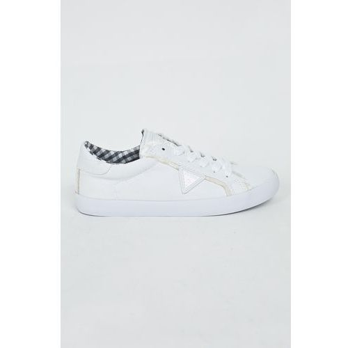 Guess jeans - trampki/tenisówki fltgr2.fab12.white