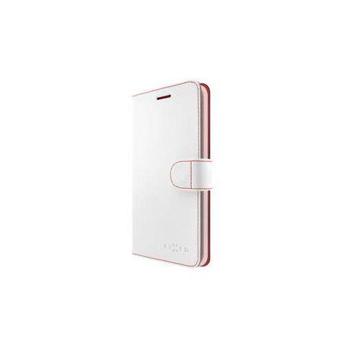 Pokrowiec na telefon FIXED FIT dla Apple iPhone 6/6S (FIXFIT-003-WH) białe, kolor biały