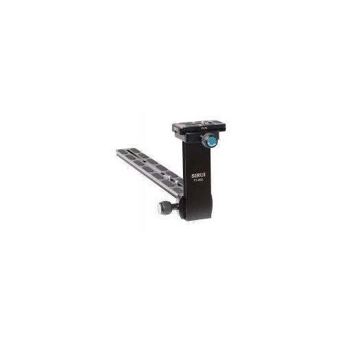 Sirui ty-350 szyny na teleobiektyw tele-lens support (arca sw)