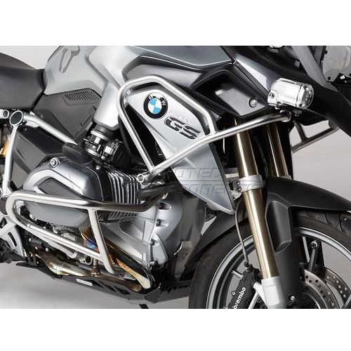 CRASHBARY GÓRNE BMW R1200GS (13-16) STAINLESS STEEL SW-MOTECH