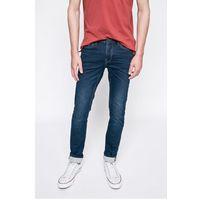 - jeansy cirrus, Blend