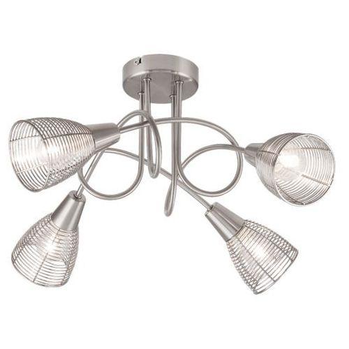 Rabalux Lampa sufitowa veronica iv chrom, 6038