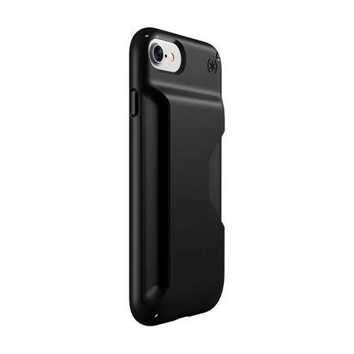 Speck Presidio Wallet - Etui iPhone 7 (Black/Black), kolor czarny