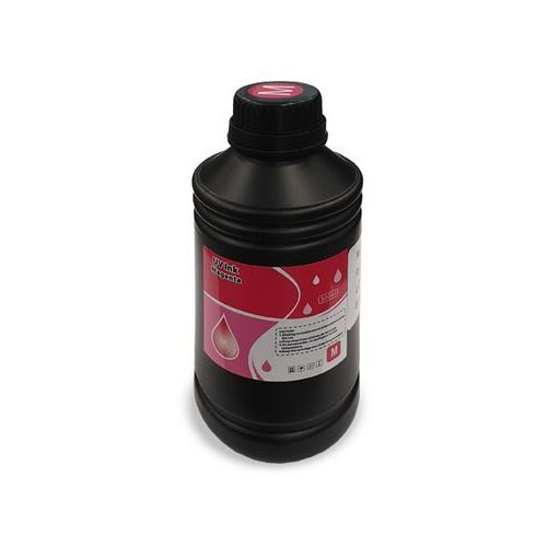 Tusz uv - twardy (0,5 l) (epson) - czerwony (magenta) marki Avilo