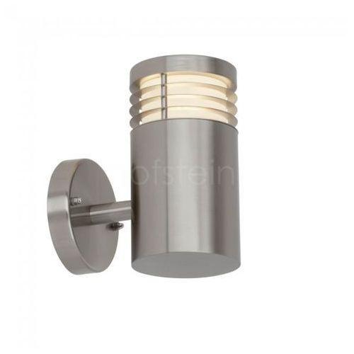 AEG KASTRA Zewnętrzny kinkiet LED Nikiel matowy, Stal nierdzewna, 1-punktowy - Nowoczesny - Obszar zewnętrzny - Kastra - Czas dostawy: od 6-10 dni roboczych (4004353231506)