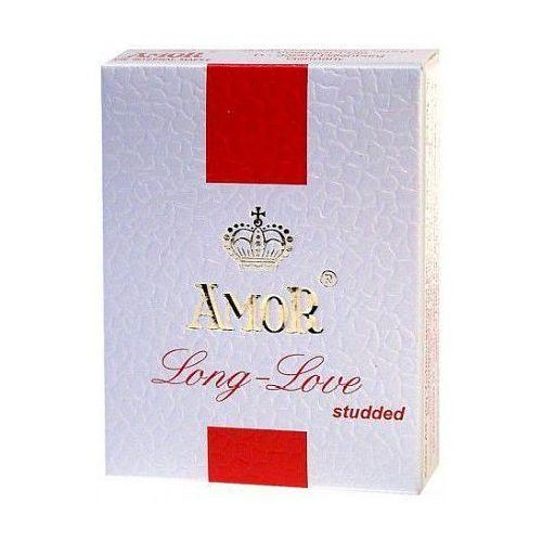 Prezerwatywy wydłużające stosunek marki Amor