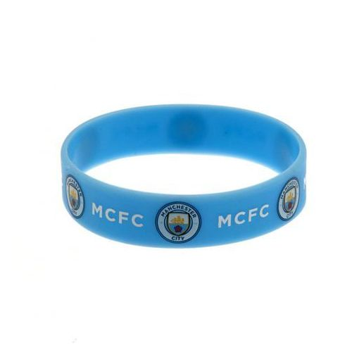 Opaska silikonowa Manchester City