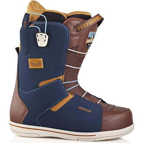 buty snowboardowe DEELUXE - Choice Pf Navy/Brown (9259) rozmiar: 42.5
