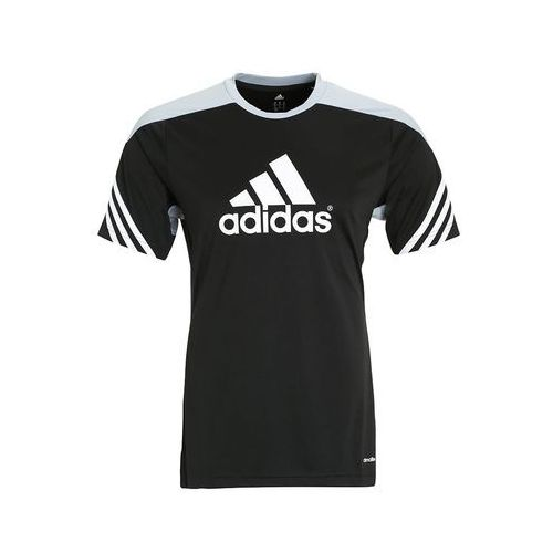 adidas Performance SERENO 14 Koszulka treningowa black/silver