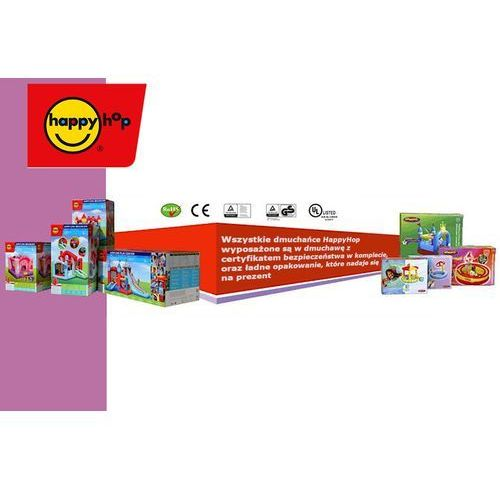Happyhop Dmuchane centrum zabawy 4 w 1 (6933491992148)