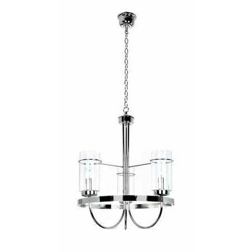 monte 5880328 lampa wisząca zwis 3x60w e14 chrom marki Britop lighting