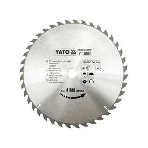 Tarcza YATO YT-6081 (5906083960819)
