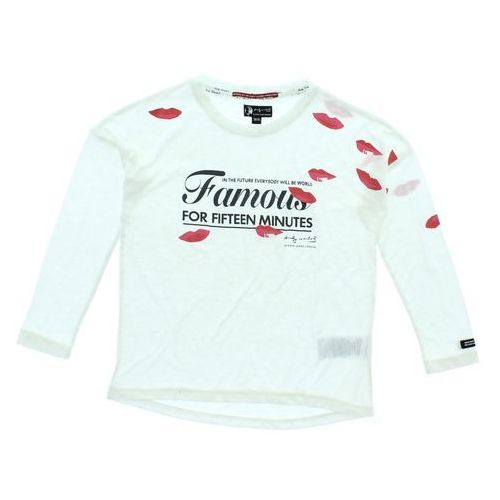 Pepe Jeans T-shirt dziecięcy Biały 10 years old - produkt z kategorii- T-shirty dla dzieci