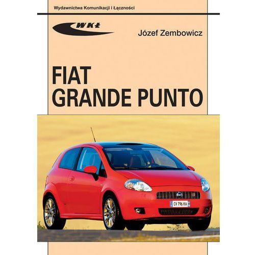Fiat Grande Punto, oprawa kartonowa