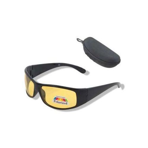Carcommerce Okulary polaryzacyjne (szczególnie dla kierowców) + etui.