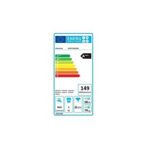 Electrolux EWF1262EO