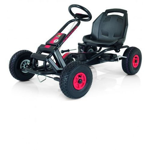 Kettler Gokart barcelona air red