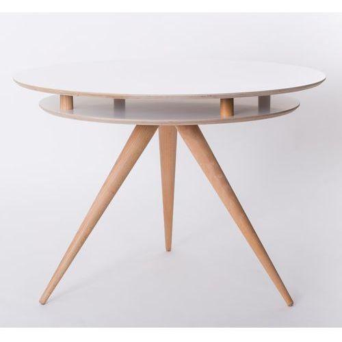 Stół na 3 nogach Triad