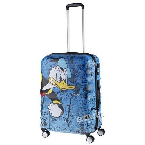 Walizka średnia American Tourister Wavebreaker Disney - Donald Duck (5414847793998)