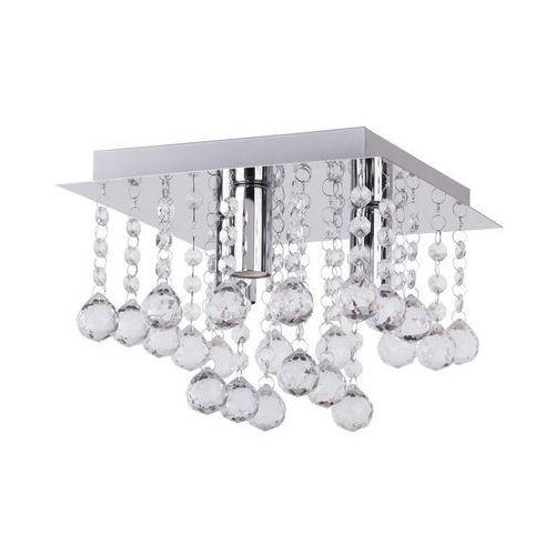 Plafon lampa oprawa sufitowa corinna 3x40w e14 chrom 2617 marki Rabalux