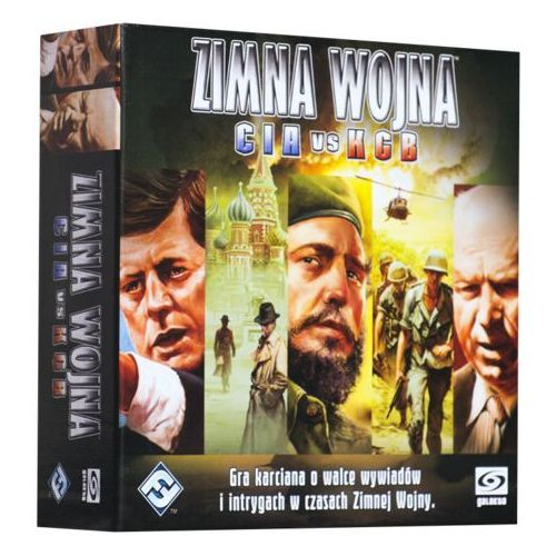 Fantasy flight games Zimna wojna cia vs.kgb