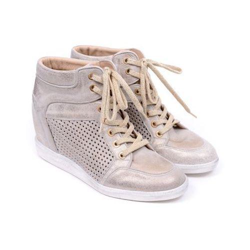 Sneakersy damskie  b3349-f76 dave met 6715 40 złoty, Carinii