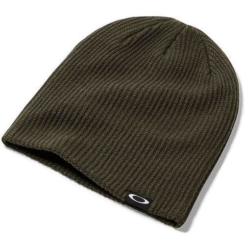 OAKLEY czapka Backbone Beanie Dark Brush