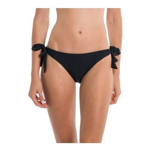 Strój kąpielowy - reversible tie bottom black beauty (bk11179) rozmiar: s marki Bench