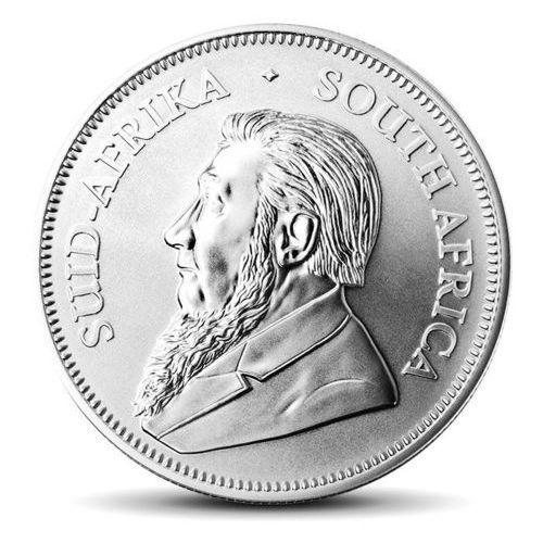 Krugerrand 1 uncja srebra - wysyłka 24 h!
