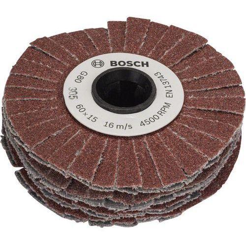 Akcesoria do szlifierki rolkowej BOSCH SW 15 K80 wałek szlifierski do PRR 250 ES