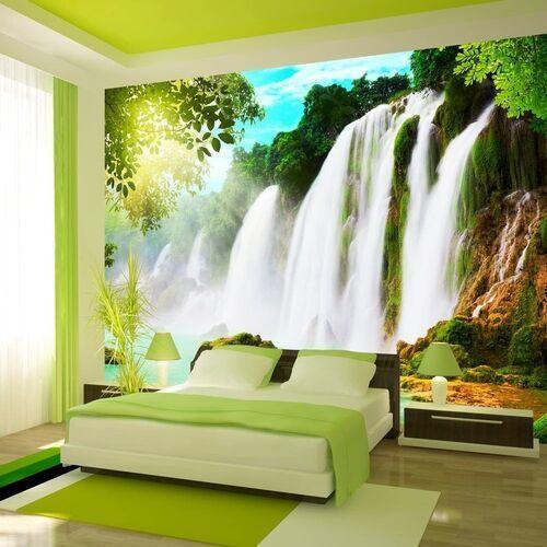 Artgeist Fototapeta - piękno natury: wodospad