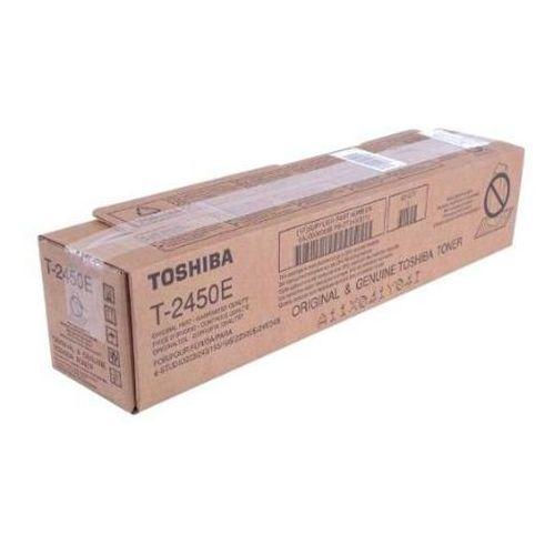 Toshiba Toner t-2450e black do kopiarek (oryginalny) [25k] (4519232146968)
