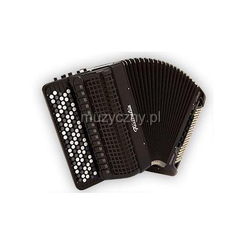 Fisitalia Bayan B61 61(102)/4/15+7C 120(55)/2(6)/7+2 akordeon guzikowy z konwertorem (czarny)