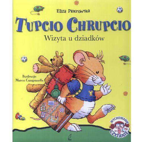 Tupcio Chrupcio. Wizyta u dziadków, pozycja wydawnicza