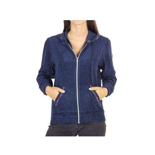 Bluza Reebok Terry Suit Jk K84804 - Granatowy