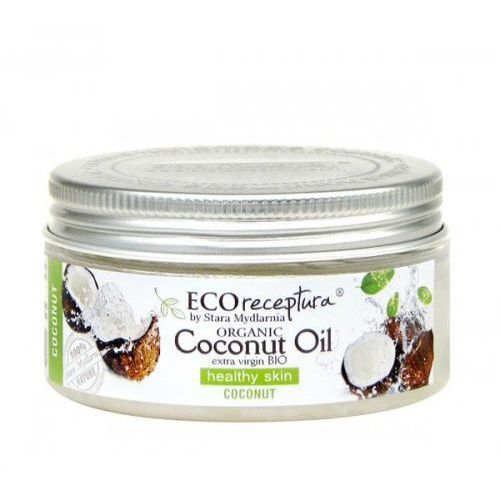 Stara mydlarnia Organic coconut oil bio - olej kokosowy 100% 100 ml