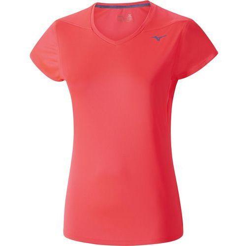 Mizuno koszulka sportowa DryLite Core Tee Fiery Coral M