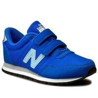 Sneakersy NEW BALANCE - KV396BPY Niebieski, kolor niebieski