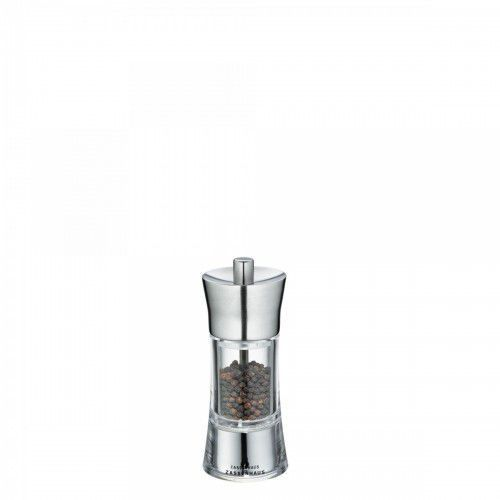 Zassenhaus młynek do pieprzu, śred. 5,8x14 cm, stalowo-akrylowy, ZS-035285 (10960926)