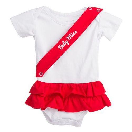 Baby Miss - Body - Rozmiar 68 (5906660863397)