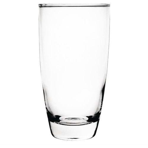 Szklanka stożkowa | 12szt. | 7,4(Ø)x(H)14cm