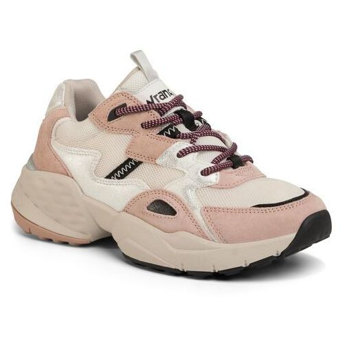 Sneakersy - iconic 90 sm wl01650a rose/silver/black 707, Wrangler, 36-41