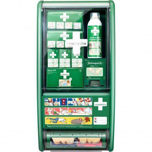 First aid station - apteczka ścienna cerrderoth marki Cederroth
